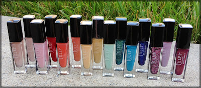 Julep Nail Polish Bottles
