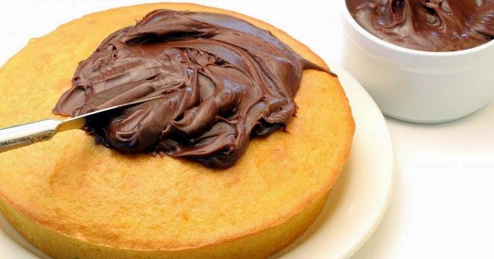 12 receitas de recheios para bolos - Amando Cozinhar - Receitas ...