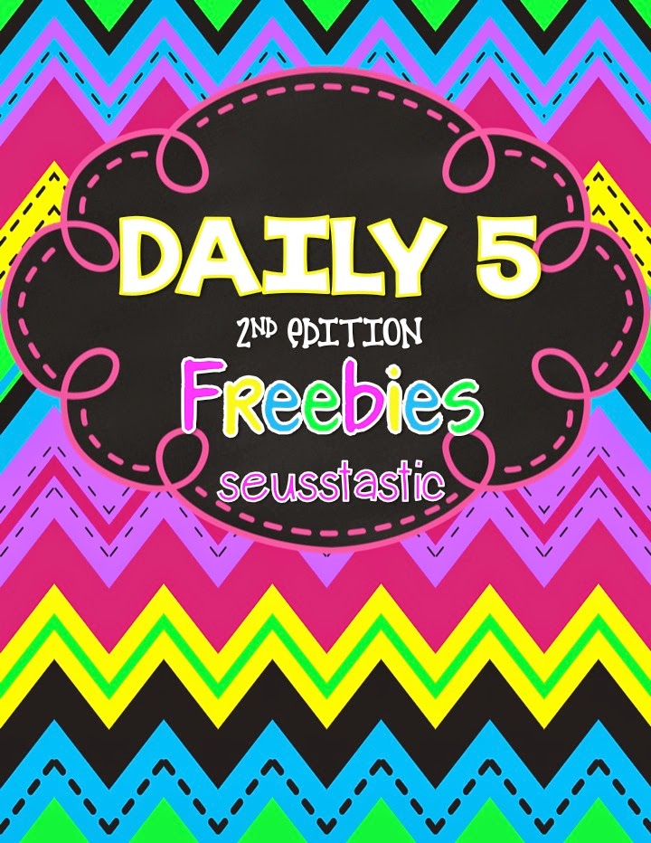 http://www.teacherspayteachers.com/Product/Daily-5-2nd-Edition-FREEBIES-1277548