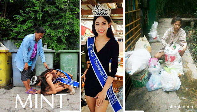 Miss Uncensored News Thailand 2015