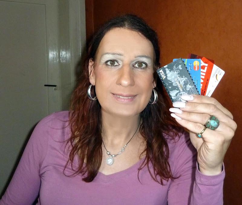 Bis auf eine hat Inka ihre Plastikkarten komplett erneuert. title=
