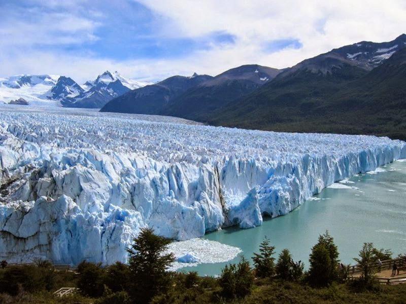 Ghiacciaio Perito Moreno  Santa Cruz  (Argentina)