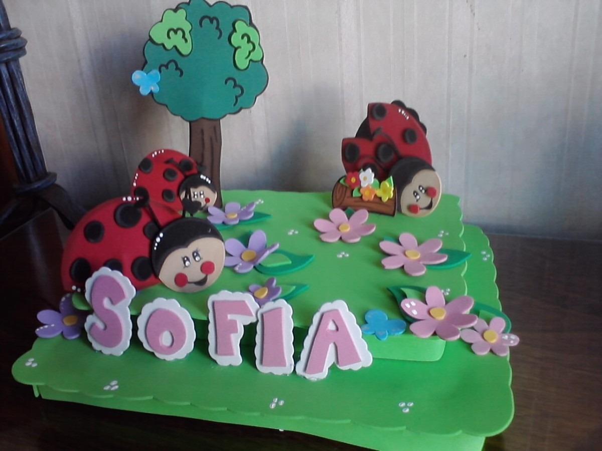 Blog manualidades emylau decoraci n para fiestas de for Decoracion goma eva infantil