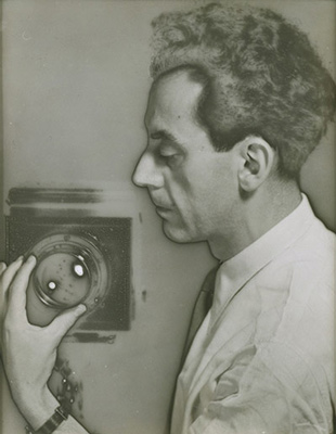 Man Ray Self-Portrait with Camera, 1932 by Man Ray