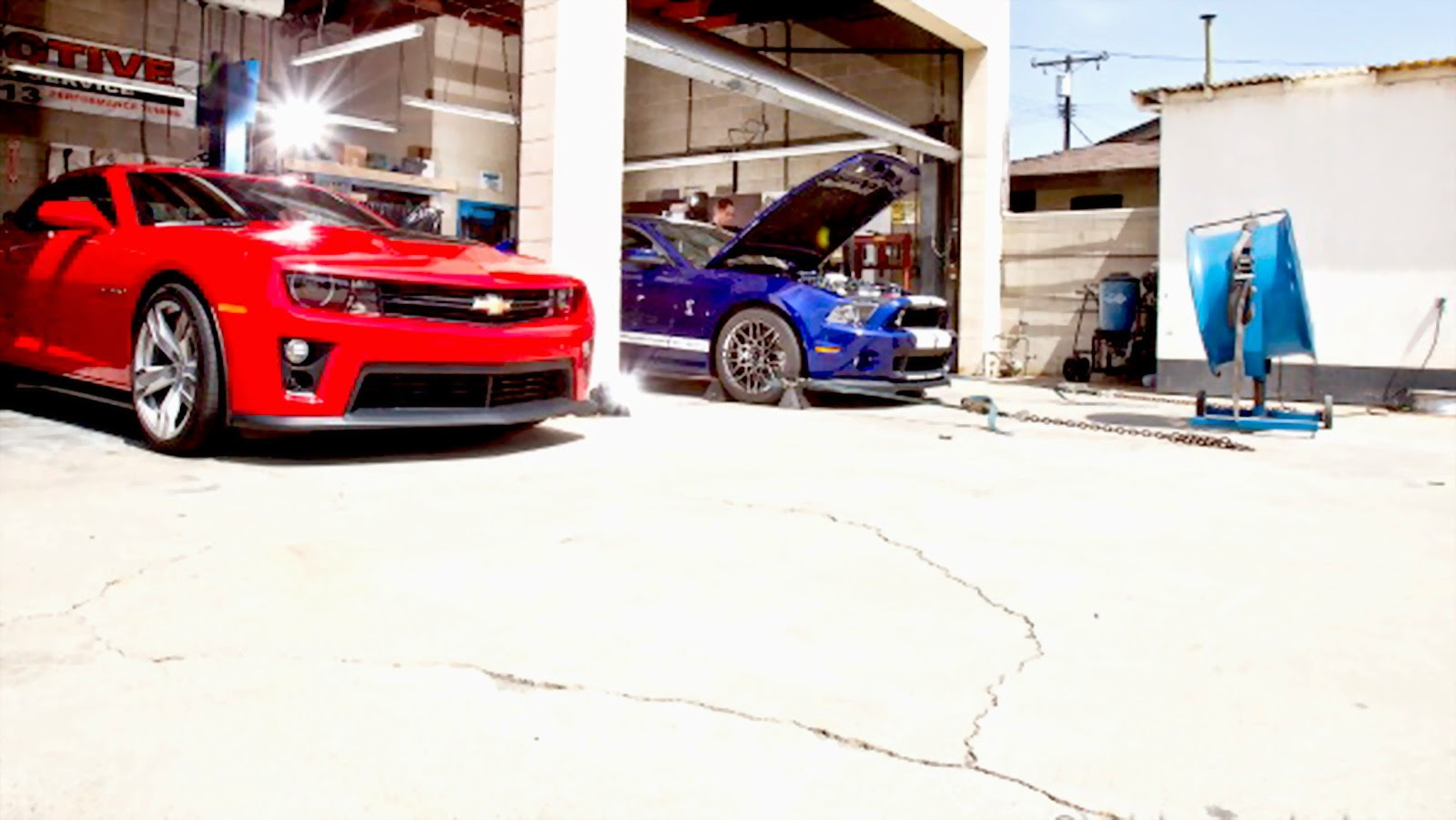 Forty five years after first applying carroll shelby cobra name a gt500 which means there has been a change of roles the zl1 is no longer an engine on