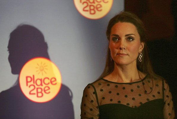 Duchess of Cambridge, attends the Place2be Wellbeing