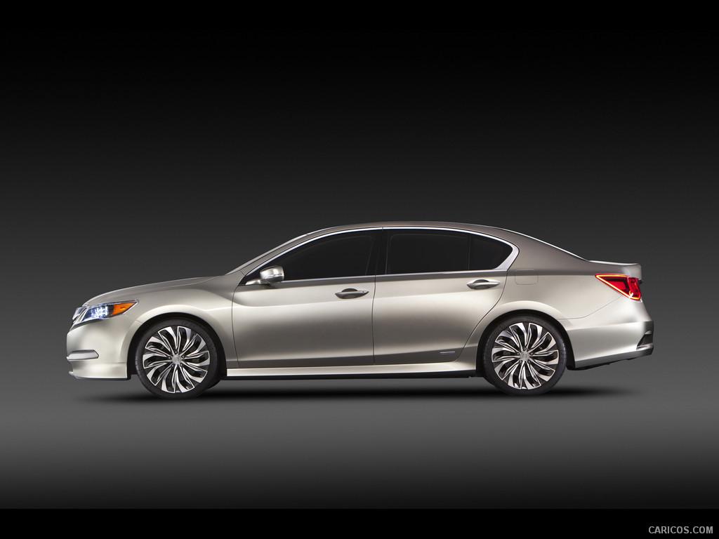 Gambar Mobil Acura 2013