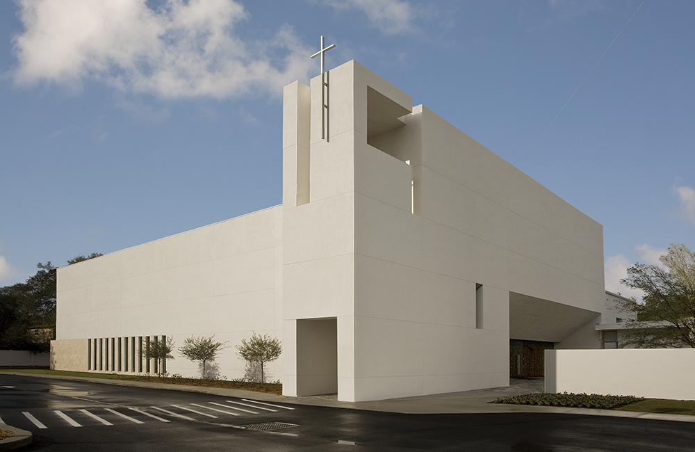 Tampa covenant church by alfonso architects house design for Church building designs