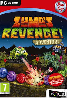 Free Download Games Zuma Revenge Adventure Full Version For PC