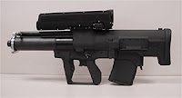 XM25 CDTE Grenade Launcher