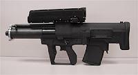 XM25 CDTE Grenade Launcher