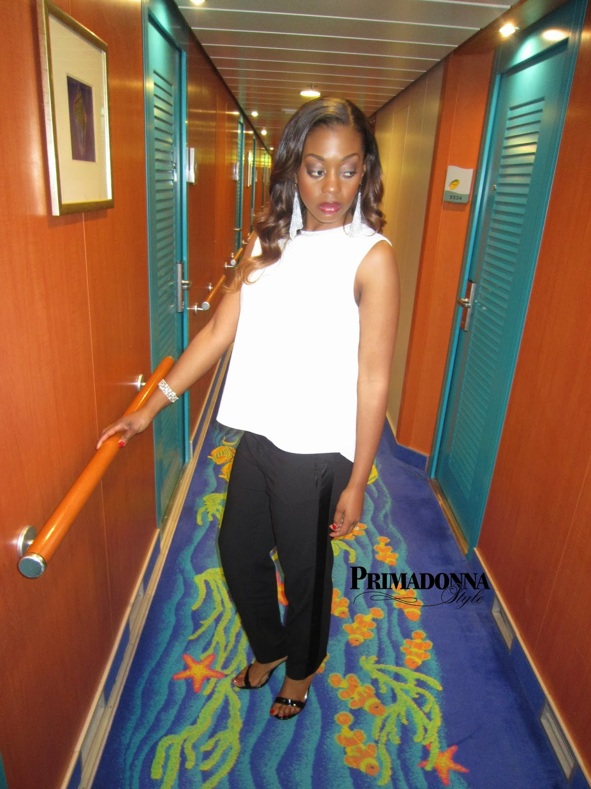 Primadonna Style What I Wore Thanksgiving Week Cruise 2013