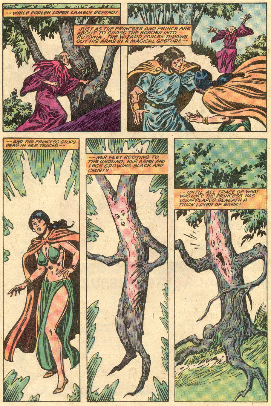 Conan the Barbarian (1970) Issue #148 #160 - English 17