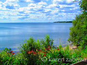 Lake Ontario Lookout Brueckner Rhododendron Garden Port Credit (annual flowers top lookout lake ontario)