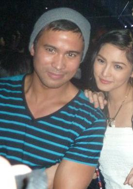 Sam Milby and Kim Chiu