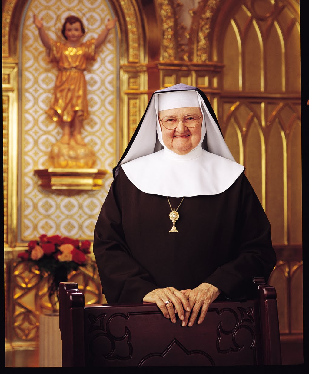 Foundress of EWTN