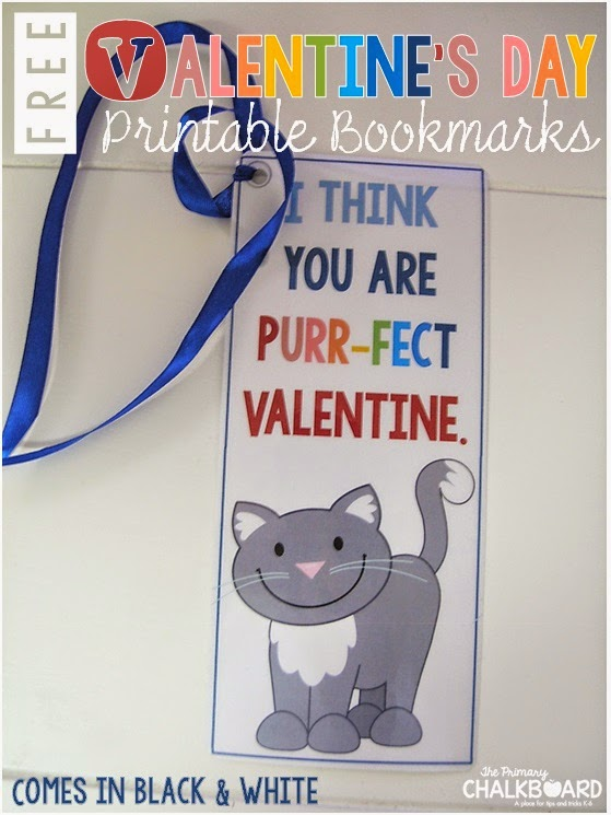 FREE I think you're purr-fect Valentine's Day gift and more