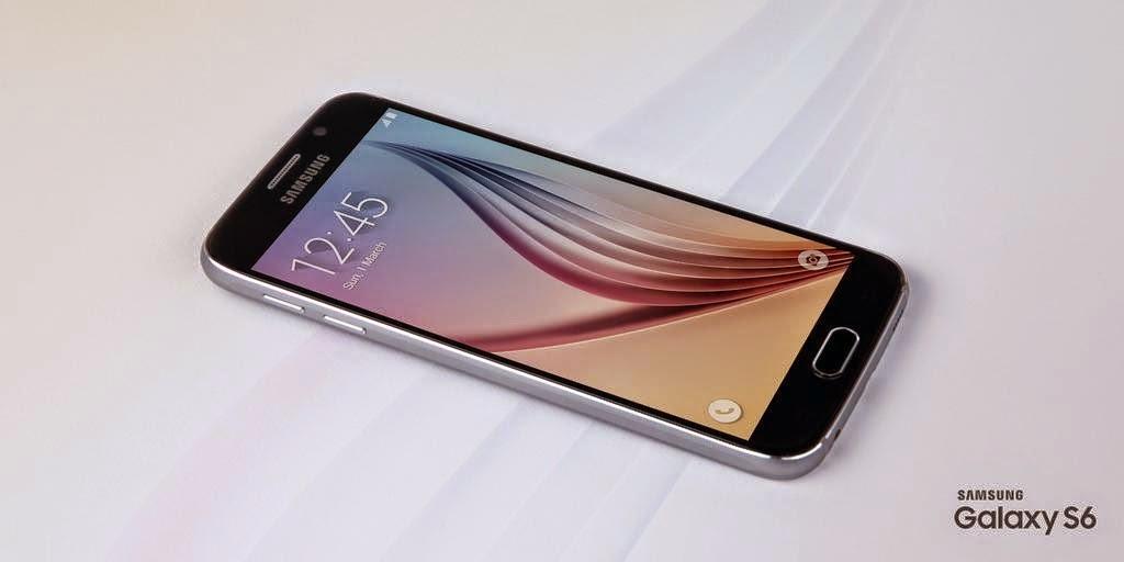 سامسونج تطلق هاتفها Galaxy S6 بتصميمين مختلفين Samsung launches Galaxy S6 different her two designs