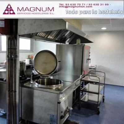 Cocinas industriales maquinaria de hosteleria barcelona - Cocinas industriales segunda mano barcelona ...