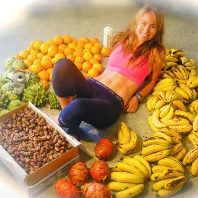 Freelee the banana gril