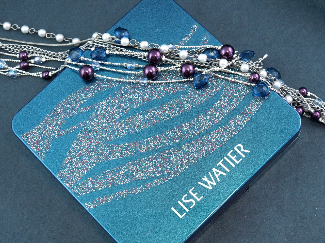 Lise Watier Aurora Winter 2014 Collection: Review and Swatches