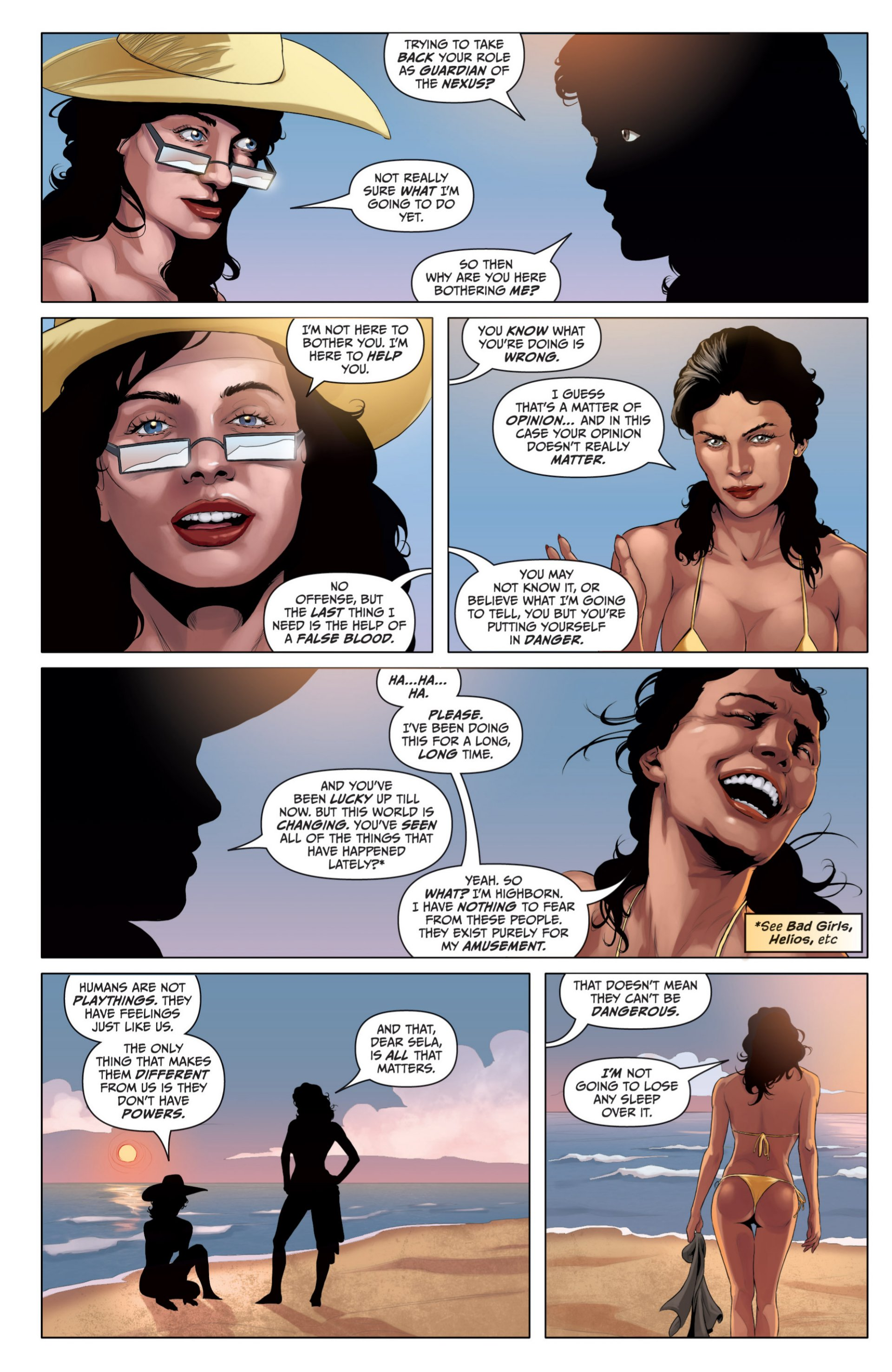 Grimm Fairy Tales (2005) Issue #82 #85 - English 15