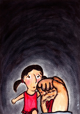 """Trust My Hand"""