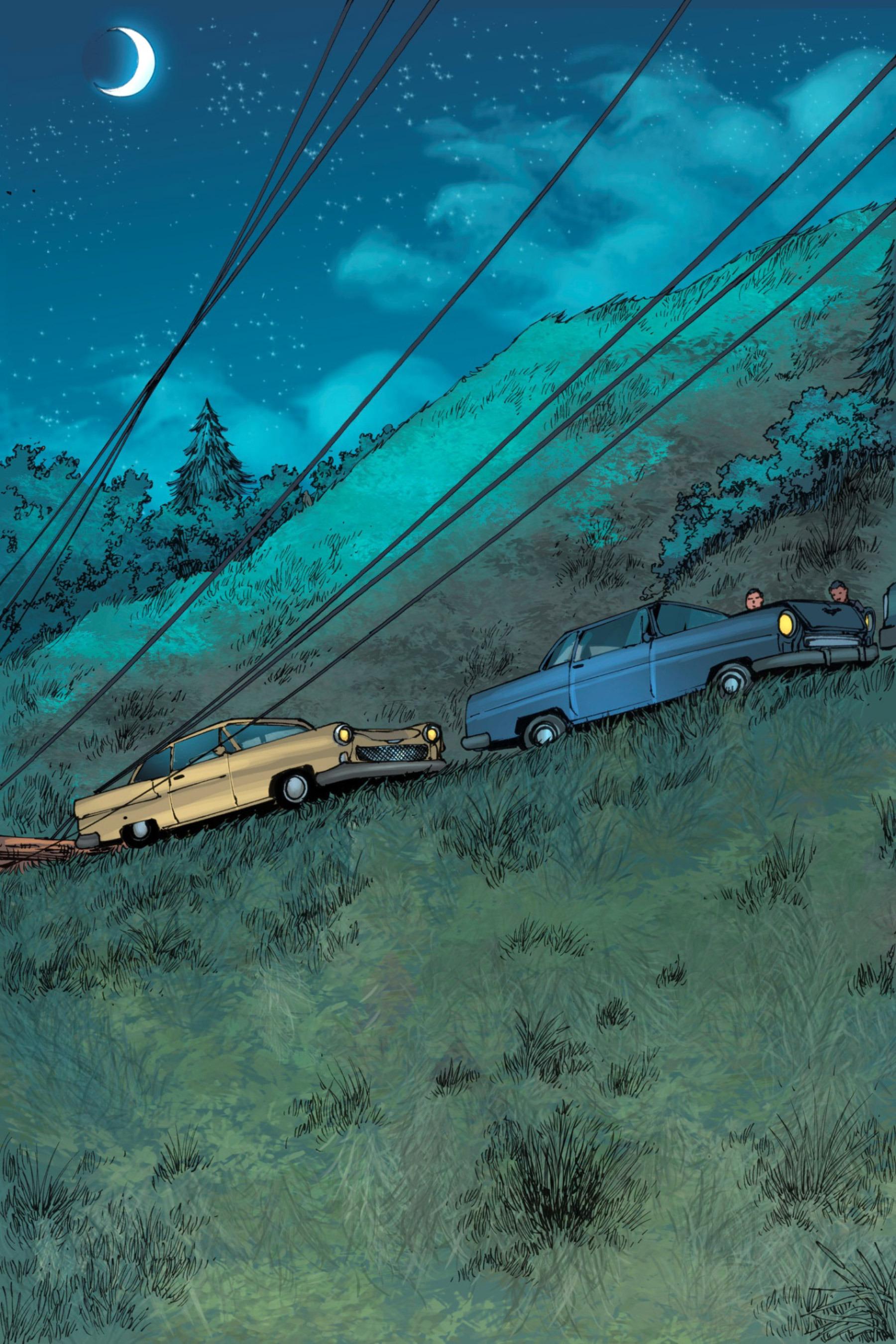 Read online Z-Men comic -  Issue #3 - 24