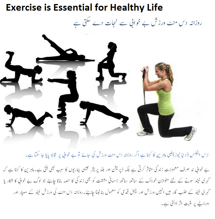exercise is good for health essay Find long and short health and fitness speech in very simple and easy words good health is the state of everyone should follow good eating and exercise.