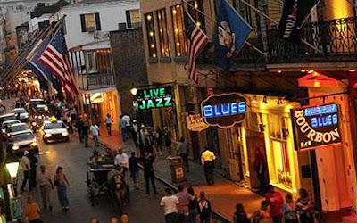 Nueva Orleans luisiana estados unidos jazz