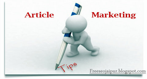 Benefits of article submission