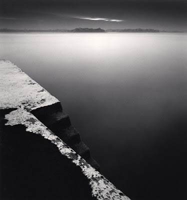 Light over Dinard, St Malo, Brittany, France 1993 © Michael Kenna