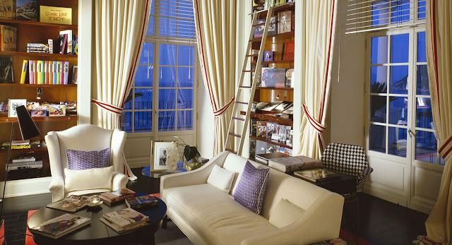 maritimer neoklassizistischer Hotel-Stil