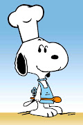 I was surfing for some chef / catering clip arts and came across this Snoopy .