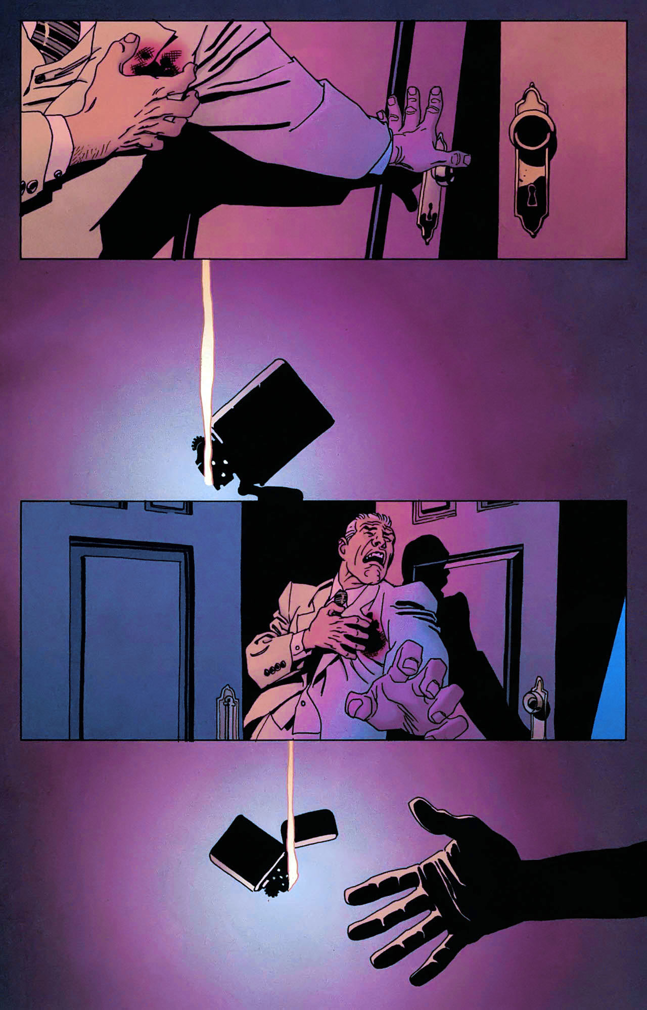 100 Bullets Issue #100 Page 32
