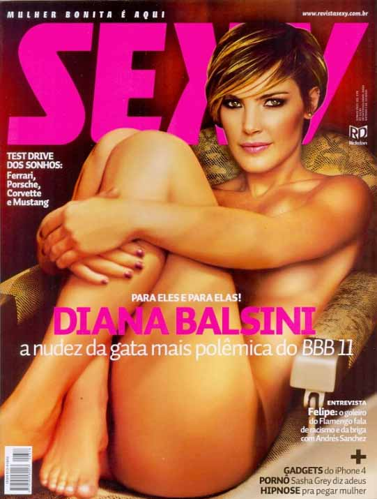 Download Sexy Diana Balsini BBB 11 Junho 2011