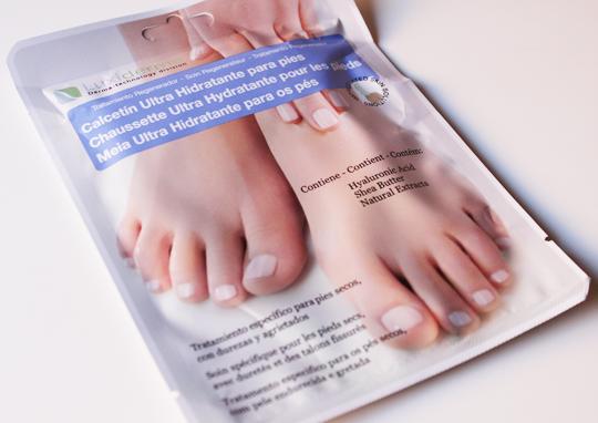 Calcetines Ultra Hidratantes para pies de Luxiderma