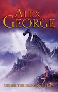 Book Cover of Under the Dragon's Claw by Alex George