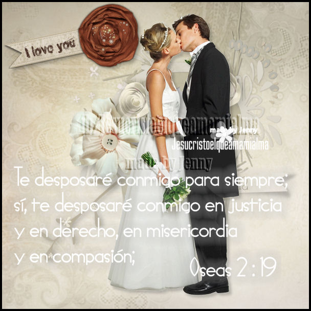 Bendicion Matrimonio Biblia : Jesucristo el que ama mi alma quot mensajes de bendición