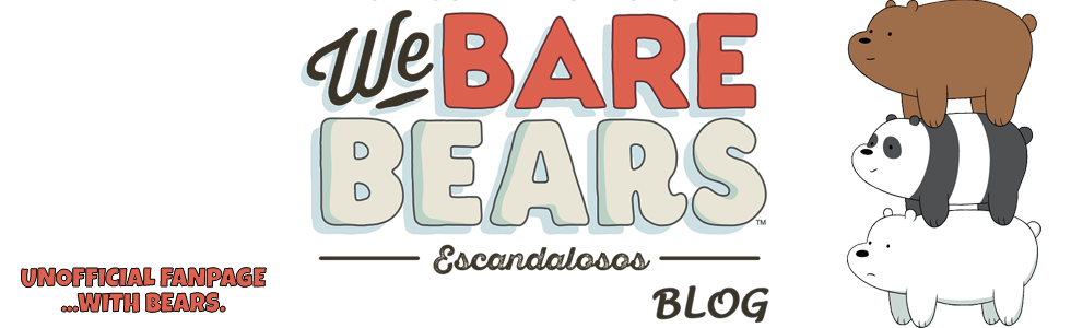 We Bare Bears - Escandalosos Blog