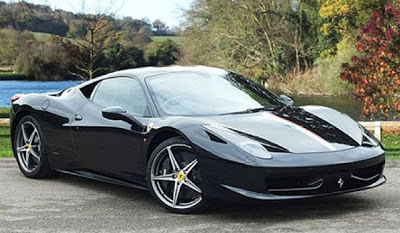 Limited Edition Ferrari 458 Italia Stolen From Dealership