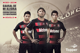 Ganate la camiseta alternativa de Newell´s por los 110 años del club