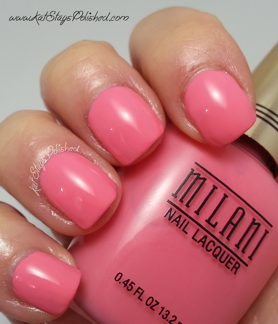 Milani Gold Label - Popping Pink