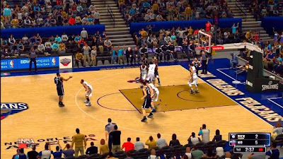 NBA 2014 PC Gameplay