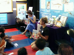 Book Nook by the Bay--One Pelican at a Time Reading & Signing in Aid of World Oceans Day