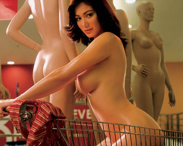 Reply, attribute Francine prieto shower nude