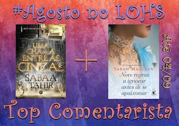 #Top Comentarista - Agosto!