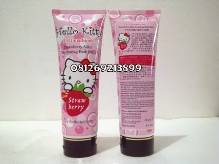 Hello Kitty Bath Salt