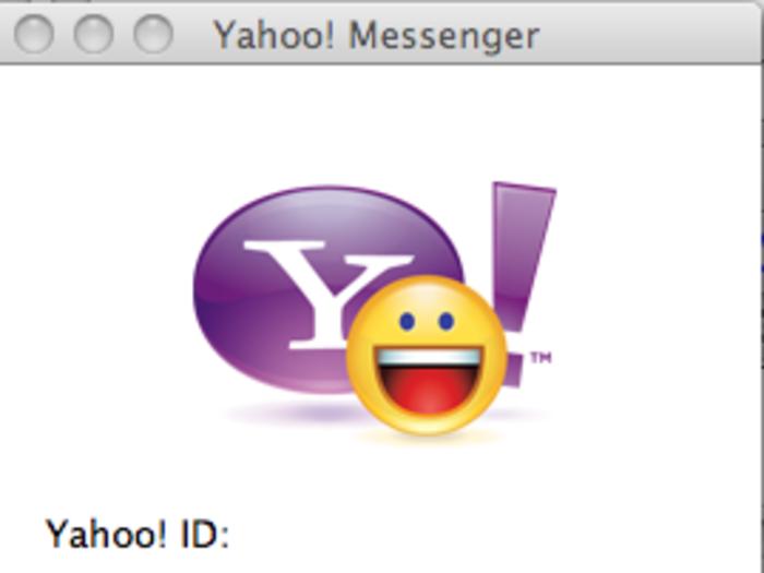 Tải phần mềm Chat Yahoo miễn phí về điện thoại