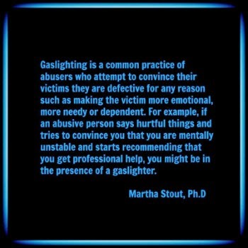 Narcissistic Mother Gaslighting Tactics by Gail Meyers
